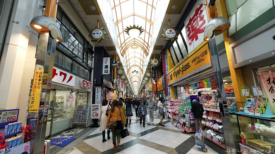 nakano broadway and studio ghibli tour